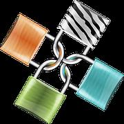 colorful padlocks